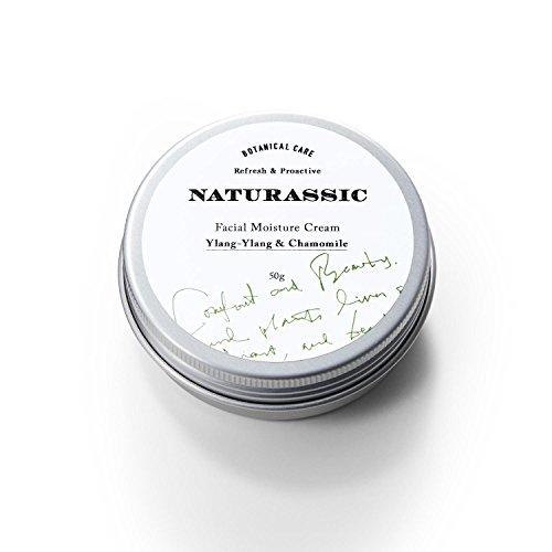ナチュラシック フェイシャル保湿クリームYC イランイラン&カモミールの香り 50g [天然由来成分100%]