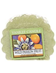 Yankee Candle YankeeワックスMelt ( Wild Passion Fruit )
