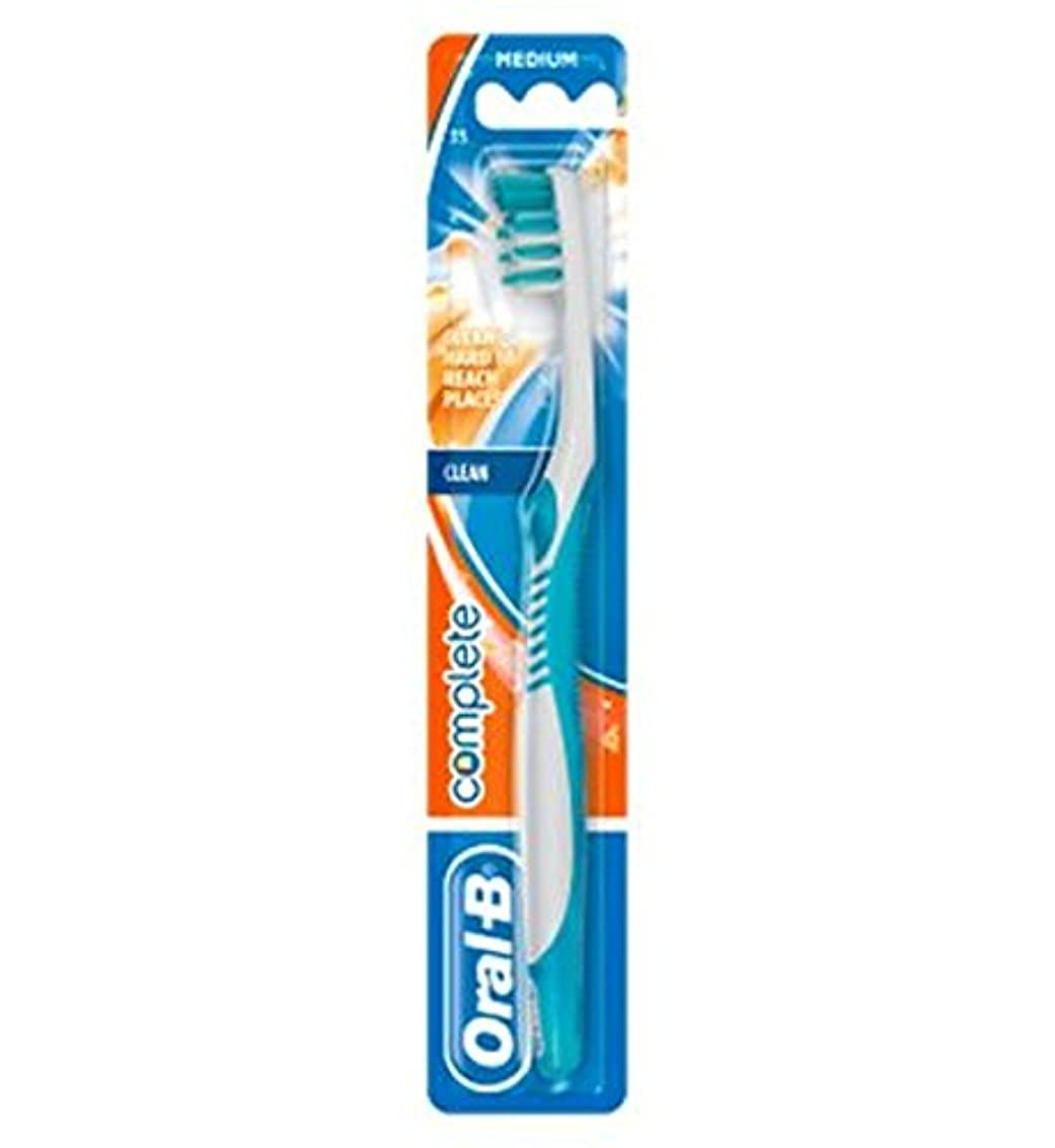 動詞もっと少なくトランペットオーラルB?アドバンテージ?プラス35 Med歯ブラシ (Oral B) (x2) - Oral-B Advantage Plus 35 Med Toothbrush (Pack of 2) [並行輸入品]