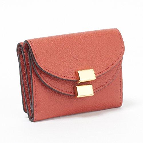 (クロエ) CHLOE 財布 3P0831-043F BKR TERRACOTTA RED 【GEORGIA:ジョージア】 [並行輸入品]