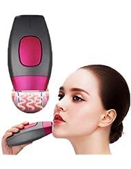 女性の男性の体の顔とビキニの家庭用ライトシステム痛みのない美容デバイスでのレーザー脱毛