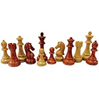 Nero High Polymer Extra Heavy Weighted Chess Pieces with Extra Queens - Pieces Only - No Board - 4.25 Inch King by Best Chess Set [並行輸入品]