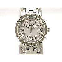 (エルメス) HERMES 腕時計クリッパー ナクレ レディース時計 SS CL4.210 中古