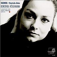 Handel;German Arias