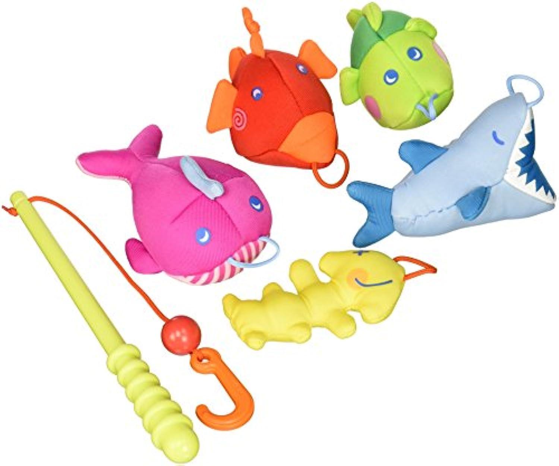 HABA お風呂のおもちゃ さかな釣りゲーム
