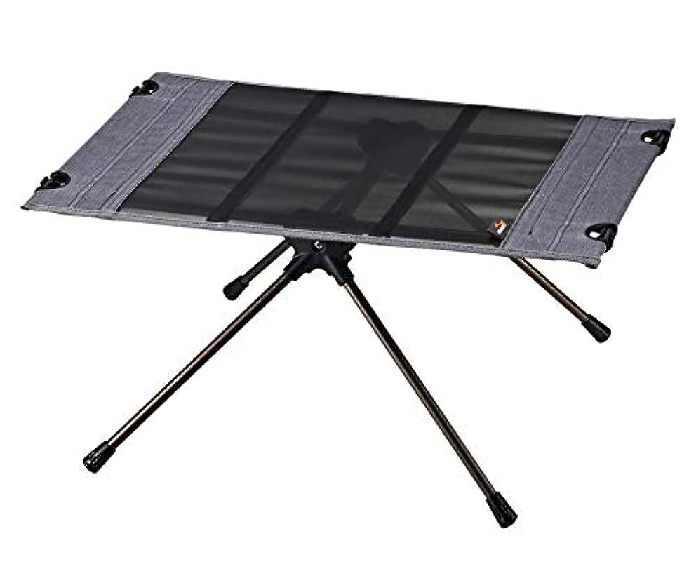 KOVEA(コベア) 折りたたみ テーブル LIGHT TABLE S[Sサイズ]メッシュ生地天板 収納ケース付 【正規品】 KECU9FF-03