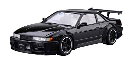 1/24 ザ・チューンドカー No.6 RASTY PS13 シルビア '91(ニッサン)