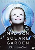 WORLD TOUR 2012 LIVE at MADISON SQUARE GARDEN [DVD] 画像