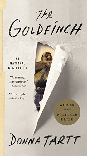 The Goldfinch: A Novel (Pulitzer Prize for Fiction) (English Edition)