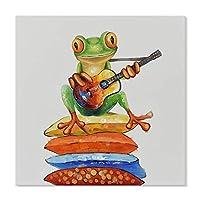 """油絵キャンバス壁アート100%手描き抽象動物現代抽象油絵現代装飾アート家の装飾,20""""*20""""(50*50cm)"""