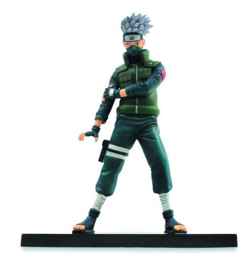 Banpresto Naruto疾風伝DXF : Shinobi Relationsシリーズ4 : Kakashi Figure by Banpresto