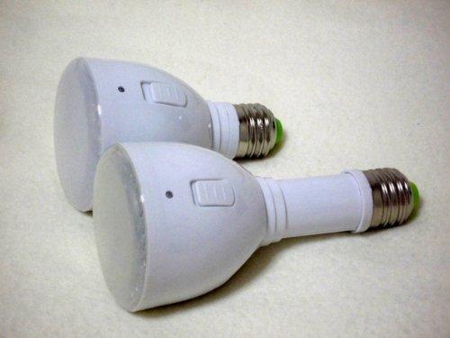 マジックバルブ Magic Bulb リチャージャブルLEDライト(白色)