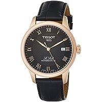 [ティソ]TISSOT 腕時計 LE LOCLE(ルロックル) 機械式自動巻 パワーマチック80 T0064073605300 メンズ 【正規輸入品】