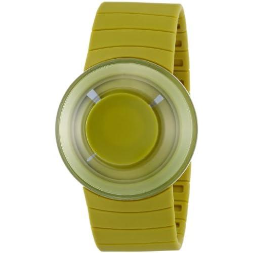 [オーディーエム]o.d.m 腕時計 マイケル・ヤングデザイン Reverese (リバース) アナログ表示 タッチセンサーライト 2000本限定 オリーブグリーン MY01-3 【正規輸入品】