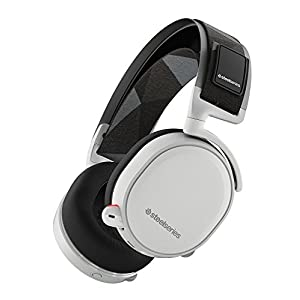 SteelSeries Arctis 7 Wireless Gaming Headset with DTS Headphone X 7.1 PS 4 サラウンドワイヤレスゲーミングヘッドセット [並行輸入品]