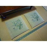 い草座布団5枚組 純国産日本製 55cm×55cm 竹里(たけざと)