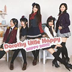 Dorothy Little Happy「HAPPY DAYS!」のジャケット画像