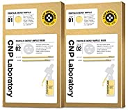 CNP Laboratory Bundle - 2-Step Propolis Energy Ampule Mask, 5 Count (Pack of 2)