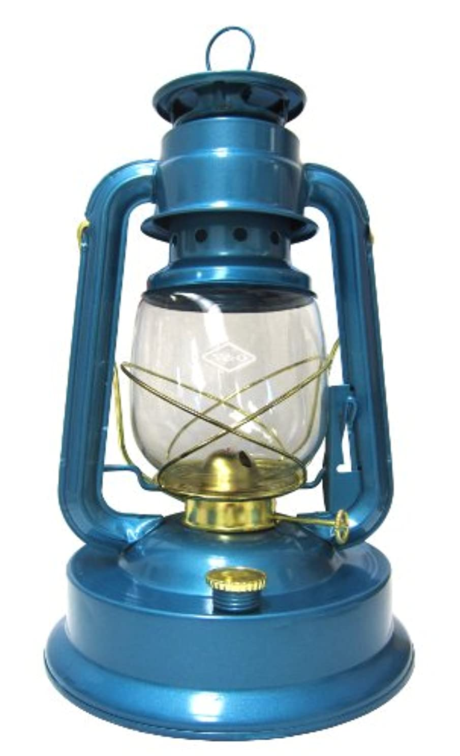 量でメンター国民Hurricane Liquid Fuel Lantern No. 30-BLUE 12