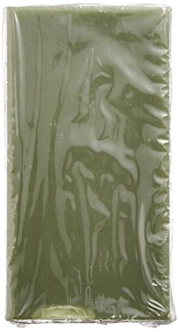 絶滅前にペンダント緑茶のボディクレンジングバー