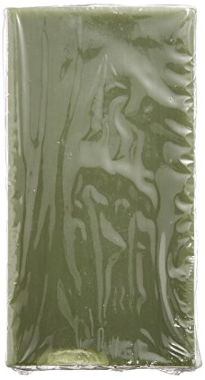 時刻表寄生虫入場緑茶のボディクレンジングバー