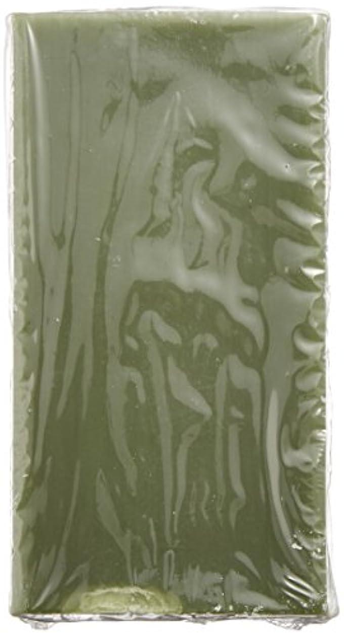 ガム口実ロバ緑茶のボディクレンジングバー