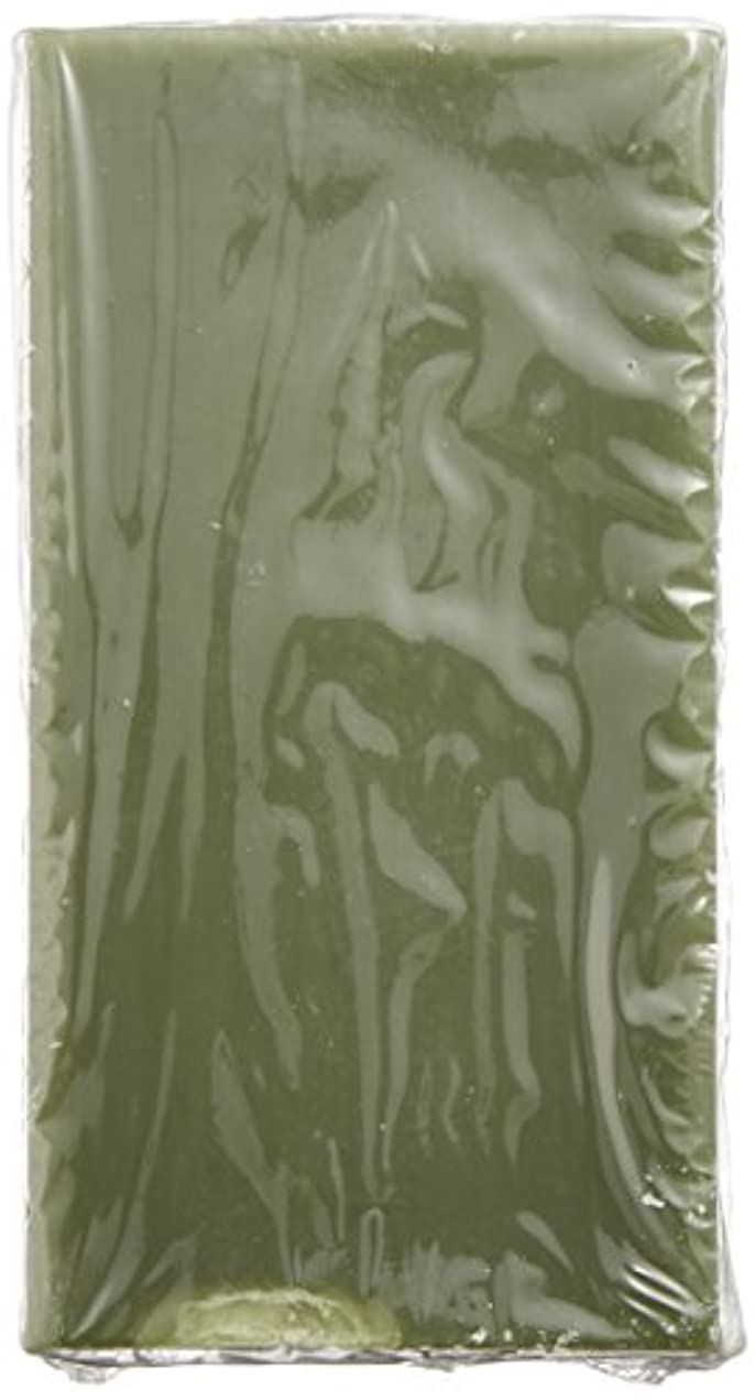 批判する二層肝緑茶のボディクレンジングバー
