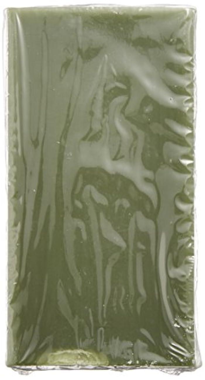 コマース逃げるクール緑茶のボディクレンジングバー