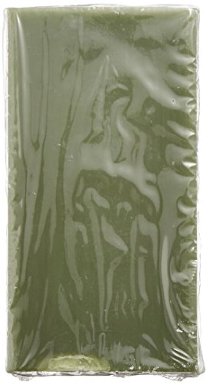 チューリップ彼驚かす緑茶のボディクレンジングバー