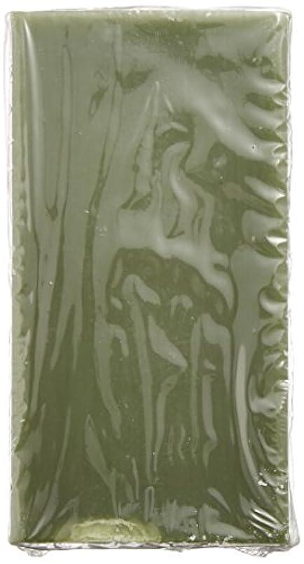 緑茶のボディクレンジングバー