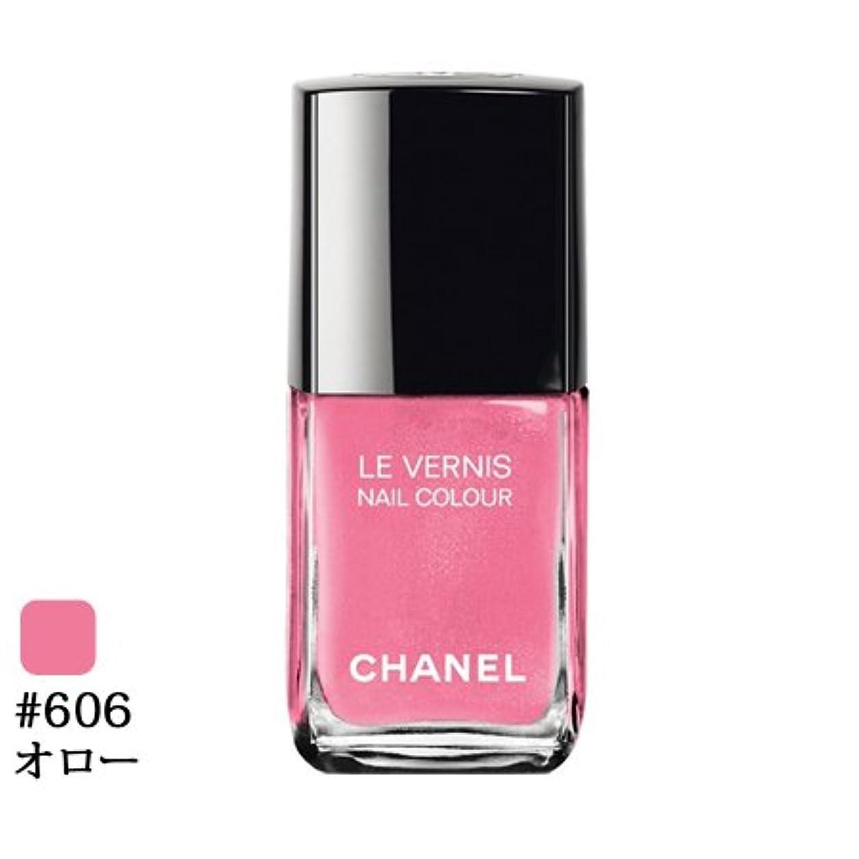 定期的気分が良い色合いシャネル ヴェルニ ロング トゥニュ #606 オロー CHANEL