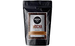Bada Bean Coffee, Mocha, Roasted Beans. Fresh Roasted Daily. Award Winning Speciality Coffee Beans. 250g (Whole Beans)