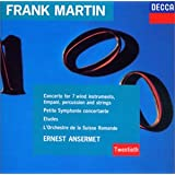 マルタン:7つの管楽器、ティンパニ、打楽器と弦楽のための協奏曲