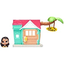 Disney Doorables Mini Playset - Lilo and Stitch with Exclusive Lilo Figure