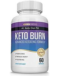 Healthy Genetics ナンバーワン ケトジェニック ダイエット KETO BURN 燃焼系 サプリ 60粒/30日分 [海外直送品]
