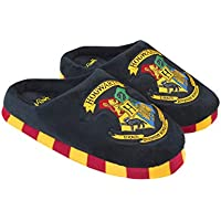 Vanilla Underground Harry Potter Hogwarts Crest Kid's Slippers