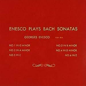 バッハ:無伴奏ソナタとパルティータ