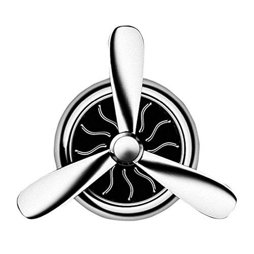 YOKELLMUX 車 芳香剤 アロマディフューザー 空気清浄機 消臭 異臭を取り除く PEフレグラ...