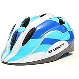 子供の安全ヘルメットロードバイクマウンテンバイク自転車ヘルメット超軽量ヘルメット (Color : 1)