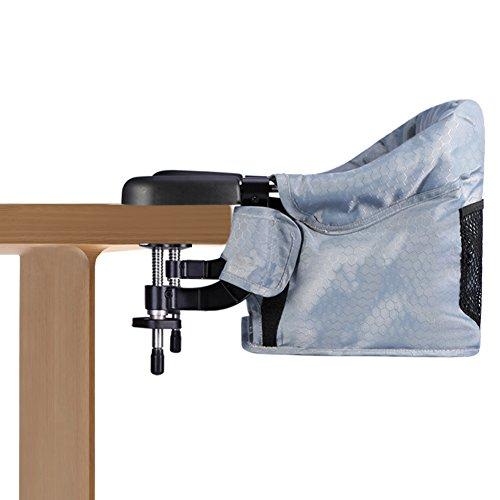 ベビーチェア テーブルチェア テーブル付きチェア ベビー 20秒ロック 滑り止め 立ち上がり防止 収納袋付き 携帯便利