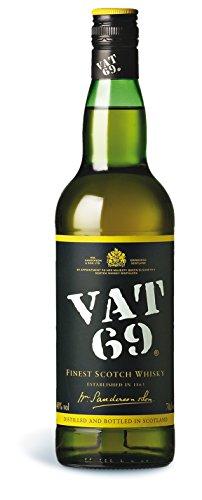 VAT69(バット69) 40度700ml ブレンデッドスコッチウイスキー