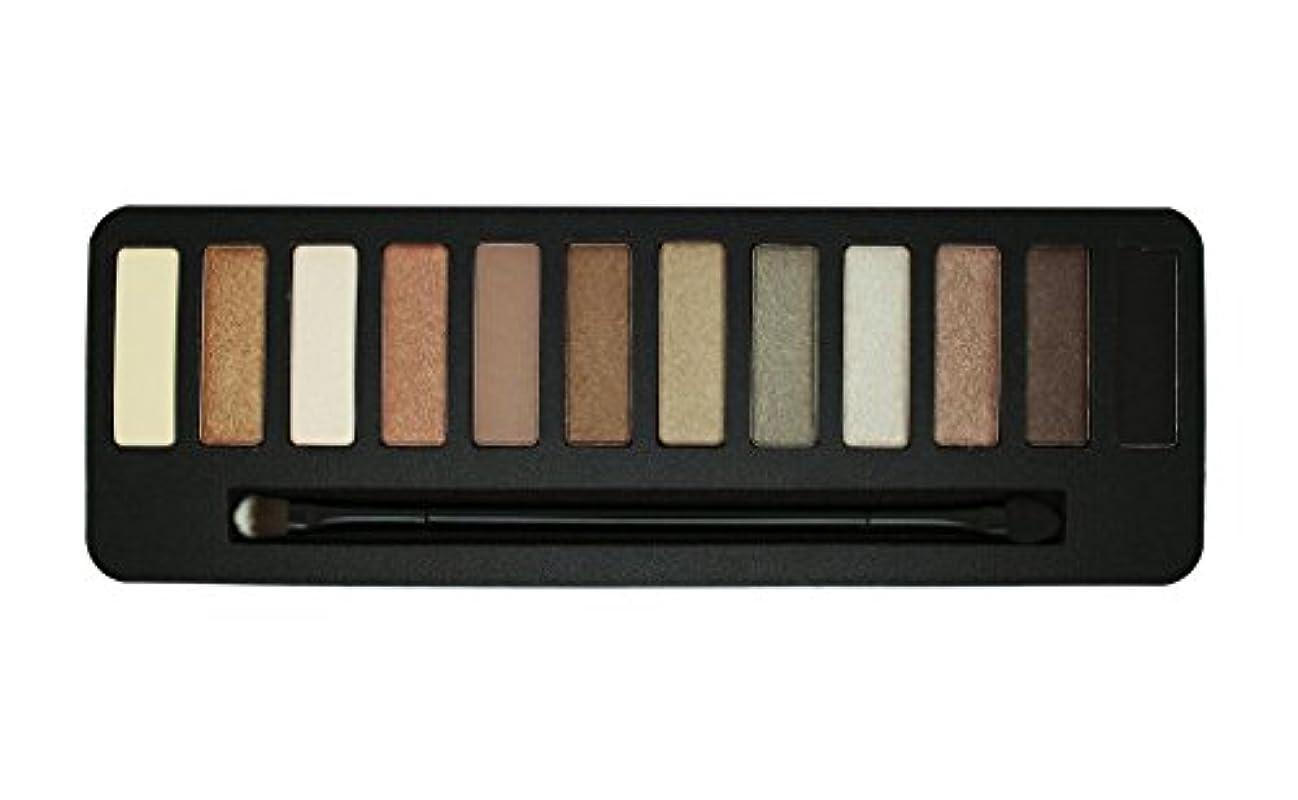 違う列挙する現像W7 Colour Me Buff Natural Nudes Eye Colour Palette (並行輸入品)