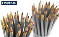 c6a3f0844d 【STAEDTLER】ステッドラー カラト アクェレル 水彩色鉛筆 125 ばら売り302~56オレンジ