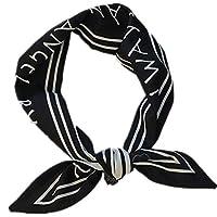 ファッションにはマフラーを使ってスカーフを飾ります