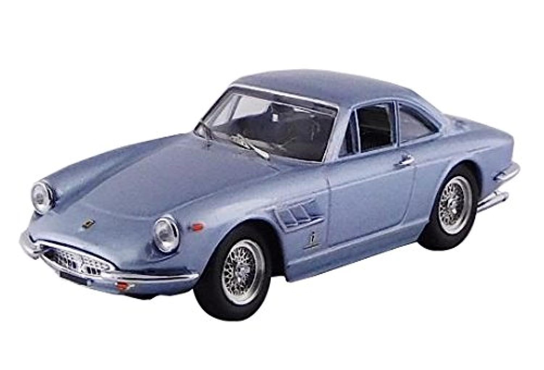 BESTMODEL 1/43 フェラーリ 330 GTC 1966 メタリック ライトブルー 完成品