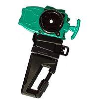 爆転シュート ベイブレード高速起動機スターターグリップ 黒+緑