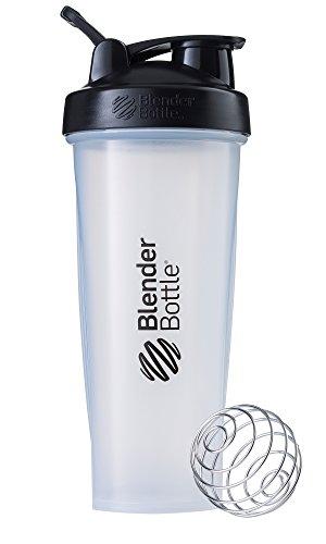 BlenderBottle Classic Shaker Bottle 32-Ounce Loop Top ブラック LYSB01LWSUDPM-SPRTSEQ...
