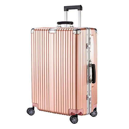 スーツケース キャリーケース キャリーバッグ TSAロック搭載 アルミフレーム8輪360度 Sサイズ機内持ち込可 XZY...
