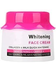 天然コラーゲン、肌のリラクゼーションと引き締まった肌の多機能、保湿引き締めフェイシャルシュリンクポアケア肌を白くするフェイシャルクリーム