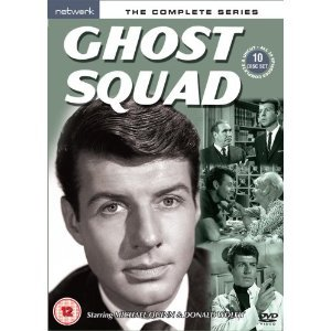 GHOST SQUAD - THE COMPLETE SERIES [NON-USA Format / Import / Region 2 / PAL]